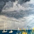 """""""Storm"""" Watercolour Print"""