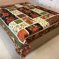 UNDER THE AUSTRALIAN SUN handmade quilt