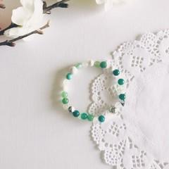 Large Bracelet - Green