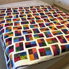 BATIK handmade Quilt