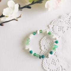 Small Bracelet - Green