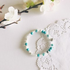 Large Bracelet - Turquoise