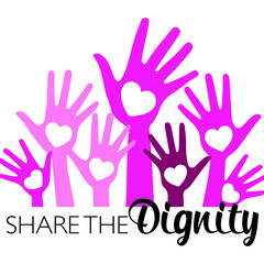 Donate a Pad to Share The Dignity Australia
