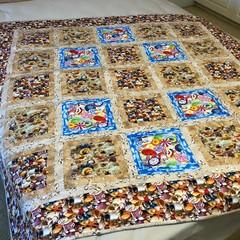 BEACHY 2 handmade Quilt
