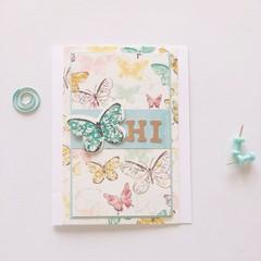Card - Hi