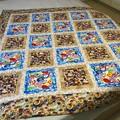 BEACHY 1 handmade Quilt