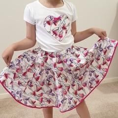 Full Circle Skirt