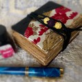 Oriental Dreaming handmade journal