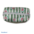 Makeup / cosmetic  / toiletries bag watermelon theme