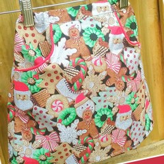 Size 3 Christmas Skirt