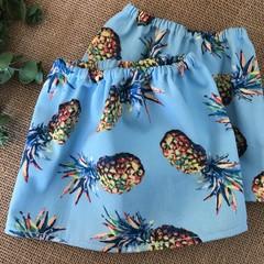 Blue Pineapples Sock Protectors