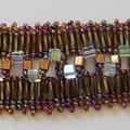 Bead weaved Bracelet