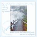 Summer Mist 3, Watercolour Effect