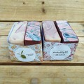 Rose Pure Olive Oil Duo Soap  - 2 packs