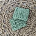 Crochet sponge