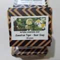 Sumatran Tiger - Beer Soap