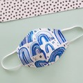 Fabric face mask - reversible