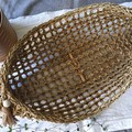 Seagrass Fruit/Bread Basket