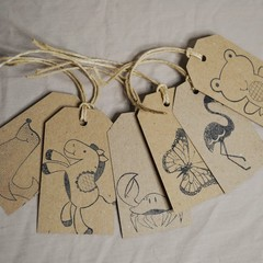 Gift-tag Packs