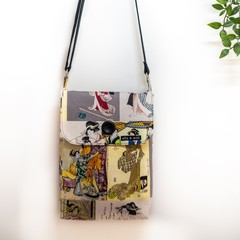 'GEISHA GIRL' CROSS BODY BAG