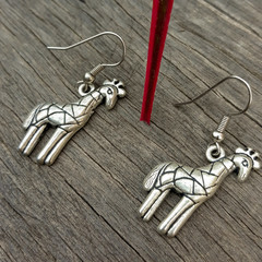 Tall Giraffe Earrings