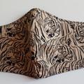 Tiger Roar Face Covering
