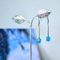 Gigi surfer girl jewellery gift set - earrings, necklace and bracetlet