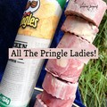 'All The Pringle Ladies' Seconds: Floral blend handmade soap