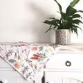 Australian Native Flora Tea Towel, Floral Wildflower Tea Towels