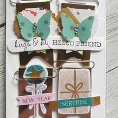 Altered Paperclips - Set 1