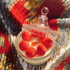 Strawberry Carousel