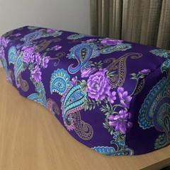 Cricut (Maker/Explore Air 2) Dust Cover - Paisley Purple