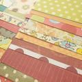 Destash - 6 x 6 Paper Bundles