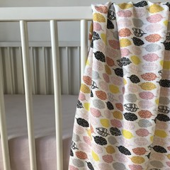 Newborn baby wrap swaddle blanket