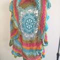 Mandala Circular Vest