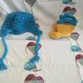 Gosh-a-Losh Hat & Bootee Set