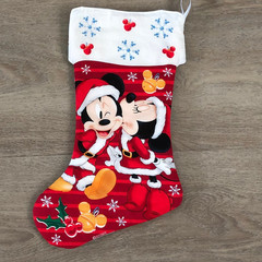 Christmas stockings - Mickey and Minnie Mouse