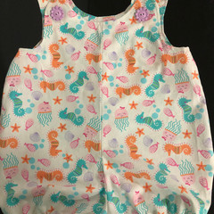 Cotton Summer Rompers