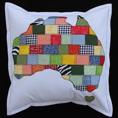 Cushion cover - Map of Australia