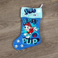 Christmas stockings - Paw Patrol - Pups Rule!