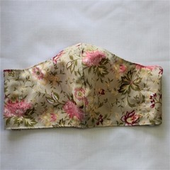 Fabric Face Mask Size: Female/7-12yrs