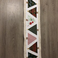 Reversible Christmas Table Topper/ Table Runner