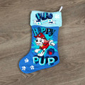 Christmas stockings - Paw Patrol - Pups Rule!