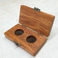 Wedding Ring Box | Wedding Ceremony Box | Ring Box In New Guinea Rosewood