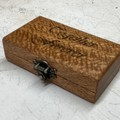 Wedding Ring Box | Wedding Ceremony Box | Ring Box In Silky Oak