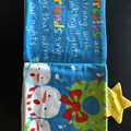 Baby soft book 'Merry Christmas Little Ones'