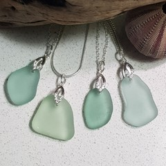 Seaglass - Necklaces