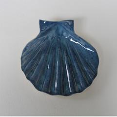 Large Scallop Shell
