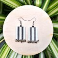 Small Stripe Earrings