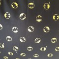 BATMAN TODDLER PILLOWCASE + INSERT/12 MONTHS AND OVER/TRAVEL PILLOW